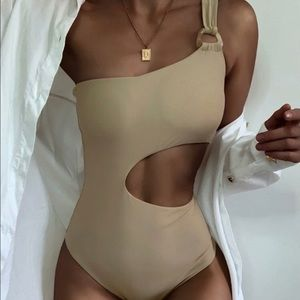 *NEW One piece bathing suite